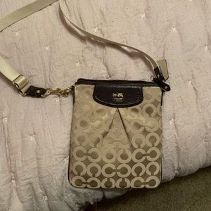 Coach crossbody- never used